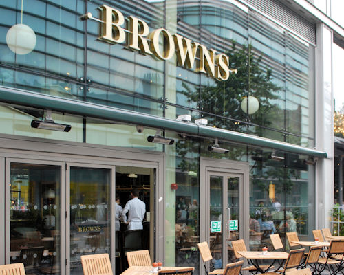 Browns Liverpool