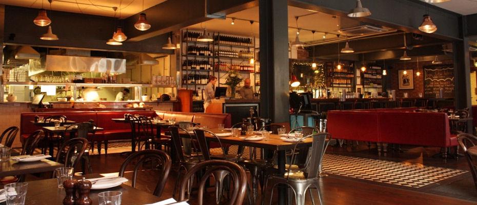 Restaurants Near Liverpool Street For Lunch
