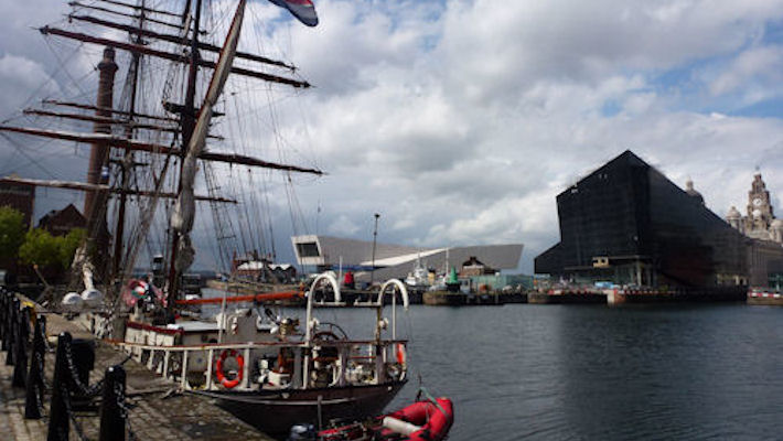 Restaurants near Liverpool Albert Dock