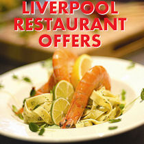Liverpool restaurant offers
