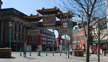 China Town - Liverpool